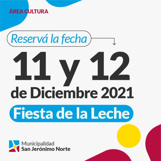 57º Fiesta Provincial de la Leche